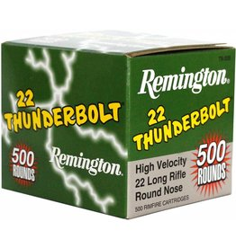 Remington Remington Thunderbolt 22LR ROUND NOSE - 500 rounds