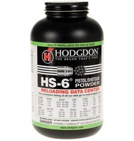 Hodgon Powder Co. Hodgdon HS-6 Pistol/Shotgun Powder 1lb