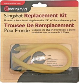 Marksman Marksman 3330 Slingshot REPLACEMENT BAND KIT