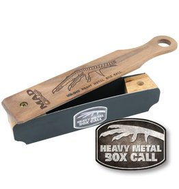 FLAMBEAU INC MAD Heavy Metal Box Call