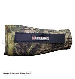 BOHNING CO. LTD. Bohning Slip-On Armguard -Camo-Med