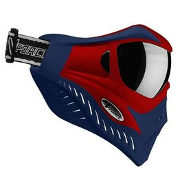 Vforce Vforce Grill Mask - SPIDERMAN (Red on Blue)