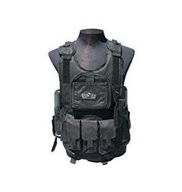 Gen X Global Gen X Tactical Paintball Vest (Black)