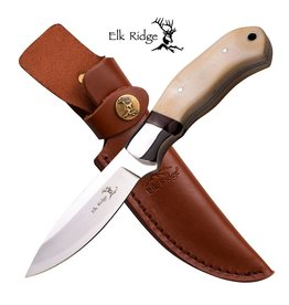 Elk Ridge ELK RIDGE ER-565WB FIXED BLADE KNIFE 8.25'' OVERALL