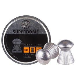 RWS RWS Superdome  300ct .177 Pellets