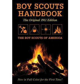 Skyhorse Publishing Inc Boy Scouts Handbook - 390+ pages Soft Cover