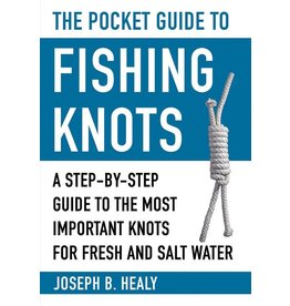 Skyhorse Publishing Inc The Pocket Guide to Fishing Knots - 192 Pages Paperback