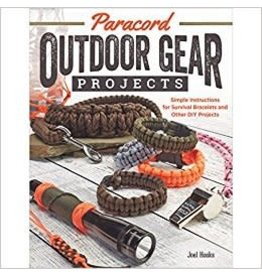 Paracord Outdoor Gear Projects 48 pages Softcover with Full Colour pictures