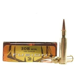 Fusion Ammunition FUSION AMMO 308 WIN. 180 GR 2600 FPS 20/BOX