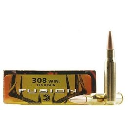 Fusion Ammunition FUSION AMMO 308 WIN. 150 GR 2820 FPS 20/BOX