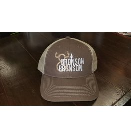 Bronson & Bronson Brown/Tan hat o/s
