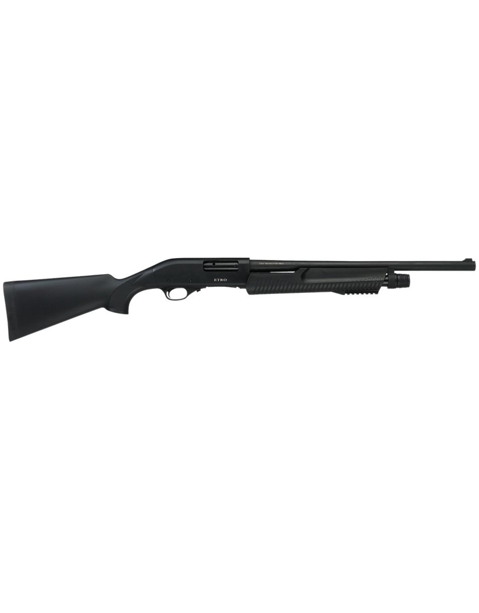 """ATA Firearms ATA ETRO ET-09 12GA 14"""" Synthetic Black Stock w 3 chokes"""