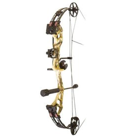PSE PSE Stinger Extreme - RH / KH / 60lbs RTS Mossy Oak Country