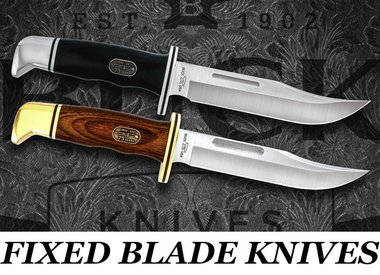 Fixed-Blade Knives