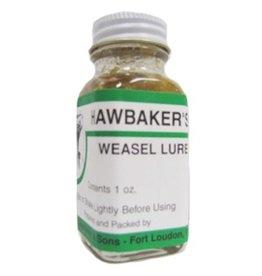 hawbaker's weasel lure