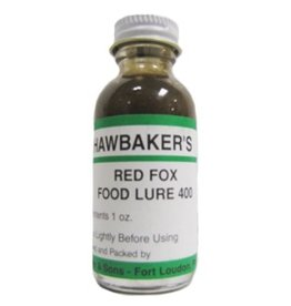 hawbaker's Hawbaker's Red Fox food lure 400