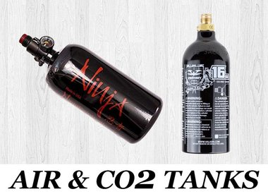 Air/CO2 Tanks