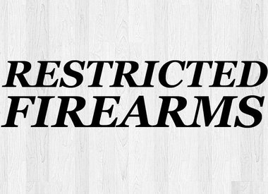 Restricted Firearms