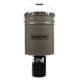 MOULTRIE Moultrie Pro Hunter Deer Feeder Hanging 6.5 gal