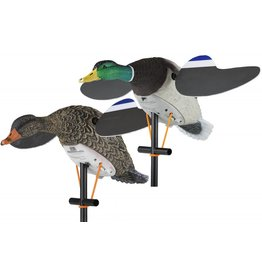 Lucky Duck Lucky Duck Pair II Motion Decoy Pair Motorized Decoys