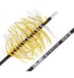 Gold Tip Goldtip Twister Flu Flu Arrows