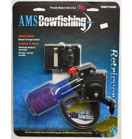 AMS AMS 610-12-RH Bowfishing Retriever Pro RH 200# Line