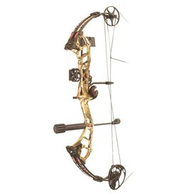"PSE PSE Stinger Extreme RTS Package Left Hand 21-30"" 70 Lbs. Mossy Oak Country"