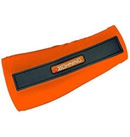 BOHNING CO LTD Bohning Slip On Armguard - Neon Orange - Large