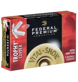 "Federal Federal Premium 12Ga Trophy Copper 3"" 300Gr Sabot"