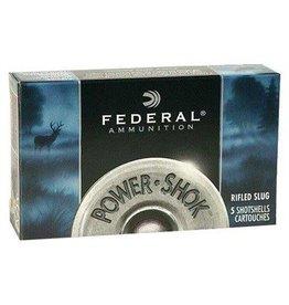 """Federal Ammunition Federal 12Ga Rifled Slugs 3"""" 1-1/4oz"""