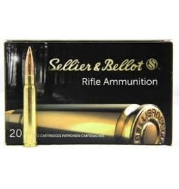 Sellier & Bellot Sellier and Bellot 8x57JS 196gr FMJ
