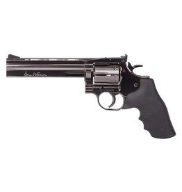 "Dan Wesson Dan Wesson 715 6"" Revolver Steel Grey .177 Pellet gun"