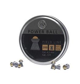 RWS/Umarex RWS POWER BALL CALIBER 4.5/.177 200 PELLETS