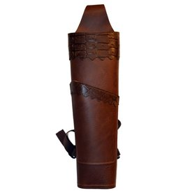 E.W. Bateman Leather Back Quiver
