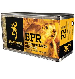 Browning BROWNING AMMO BPR PERFORMACE RIMFIRE FRAGMENTING BULLET 22LR 37GR