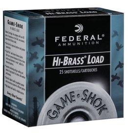 Federal FEDERAL HI-BRASS LOAD 12G 2-3/4OZ 1-1/4OZ #5