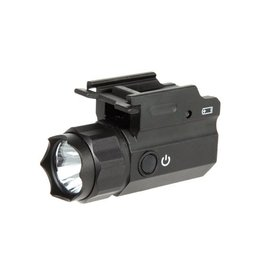 NcSTAR NcStar Compact QR Flashlight