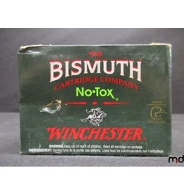 "WINCHESTER - AMMUNITION Winchester No-Tox Bismuth Shot 12ga 3 1/2"" 1 7/8oz BB"