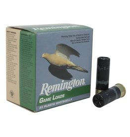 "Remington REMINGTON GAME 16 GAUGE 2 3/4"" 1oz. 6 Shot"