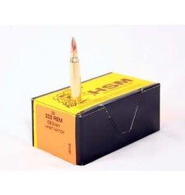 HSM Ammunition HSM .223 Rem 69gr HPBT 50Count