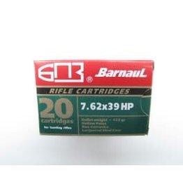 Barnaul Barnaul 7.62x39mm 123Gr HP