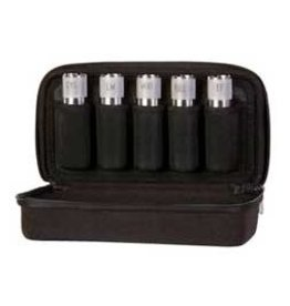 Carlson's Choke Tubes BLACK NYLON 5 TUBE CASE