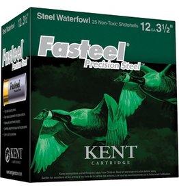 """Kent Cartridge KENT Fasteel, 12Ga, 3"""" 1-1/8OZ 1560FPS #6"""