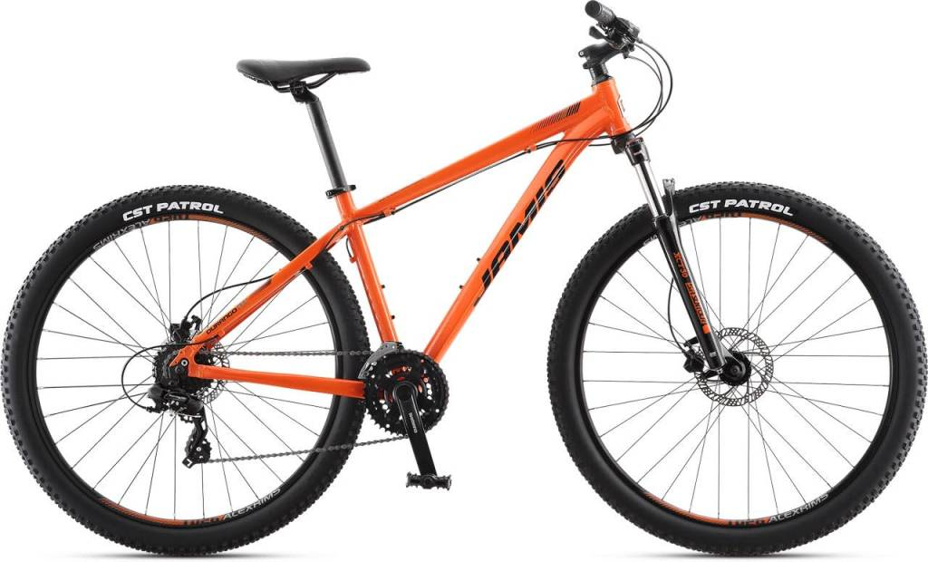 Jamis Duranto A1 Orange Crush 19""