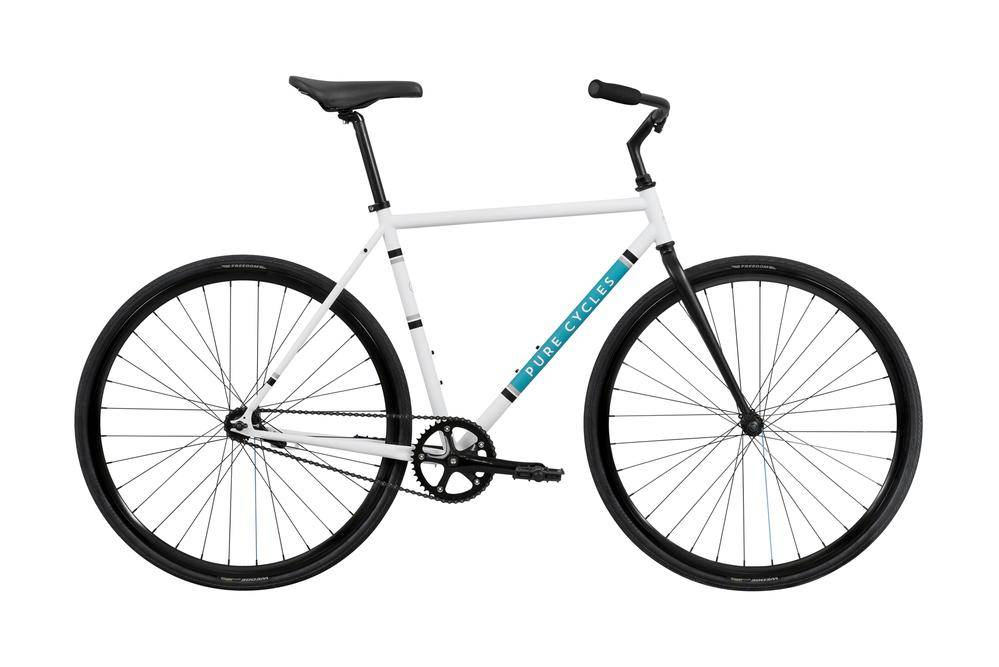 Pure Fix Cycles Reeves S White/Blue