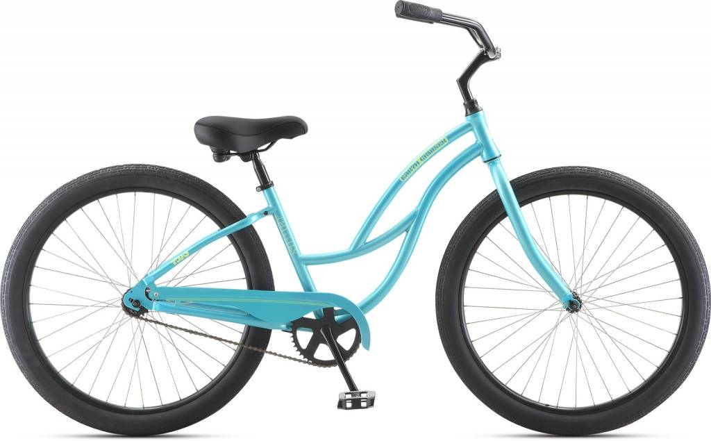 "Jamis Earth Cruiser 2 Ladies 15"" Teal"