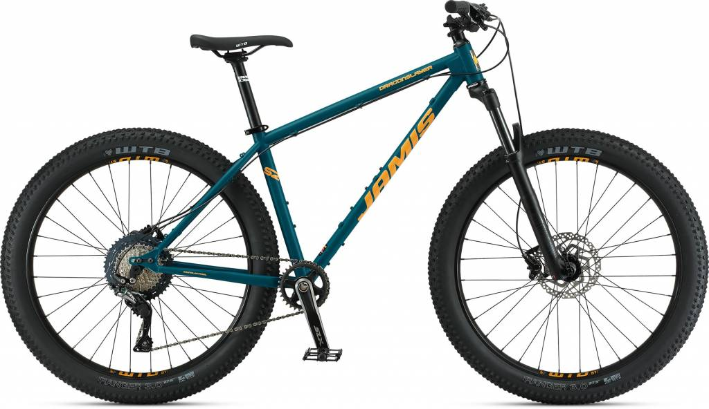 "Jamis Jamis Dragonslayer S2 27+ 17"" Galaxy Blue 2019"