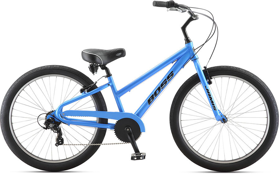 Jamis Ladies Boss 7-speed Cosmo Blue 14""