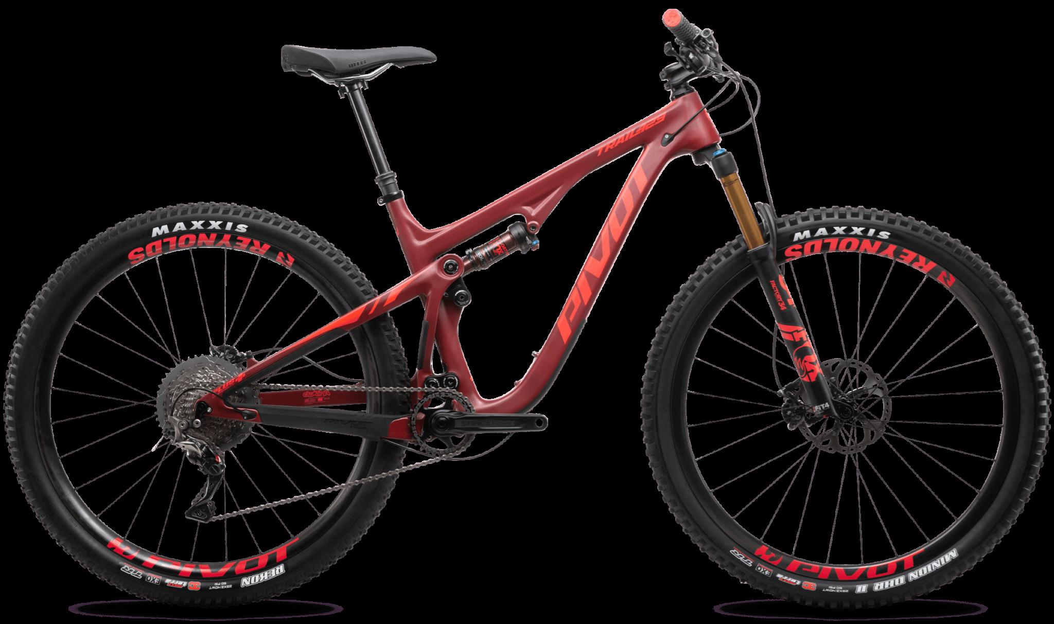 Pivot Trail 429 Pro XT Red M