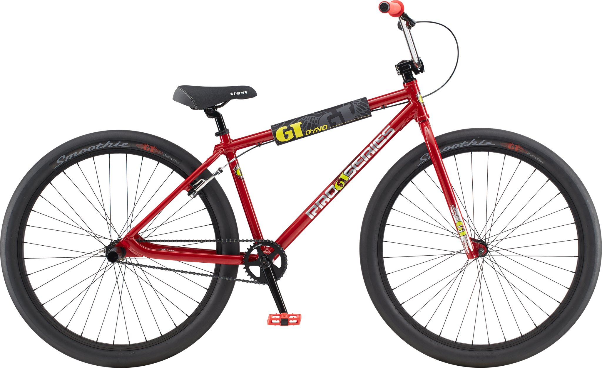 GT Pro Series Heritage 29 Red